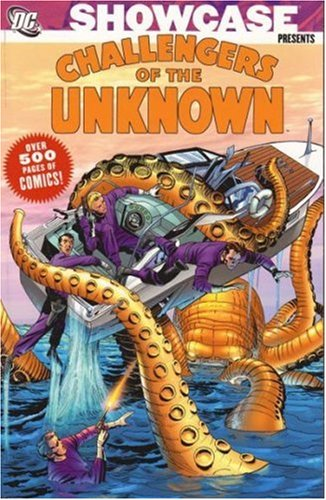 Showcase Challengers Of The Unknown TP Vol 01 By Jack Kirby