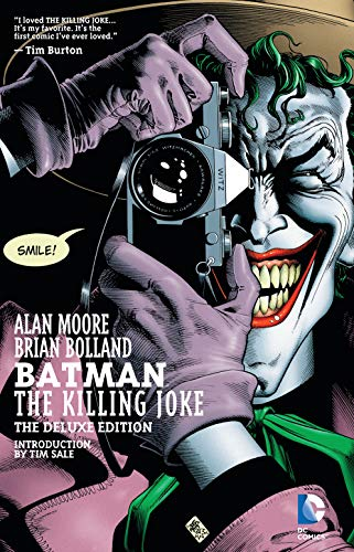 Batman The Killing Joke, Deluxe Edition By By (artist) Brian Bolland