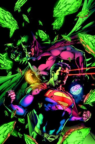 Superman and Batman By Michael Green