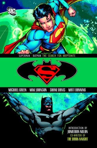 Superman Batman Search For Kryptonite TP By Michael Greene