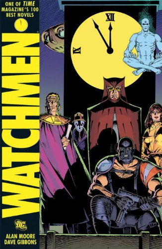 Watchmen TP International Edition By ALAN MOORE