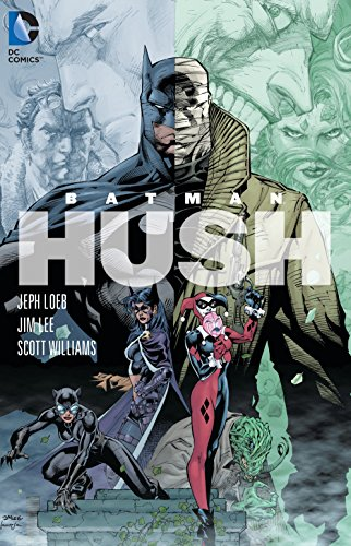 Batman Hush Complete TP By Jeph Loeb