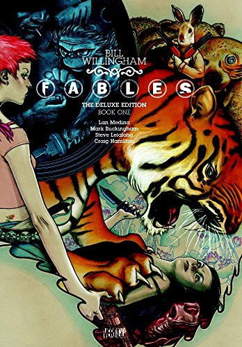 Fables Deluxe Edition Vol. 1 By Bill Willingham