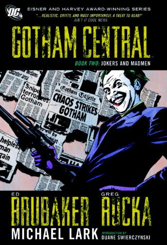 Jokers and Madmen By Other DC Comics