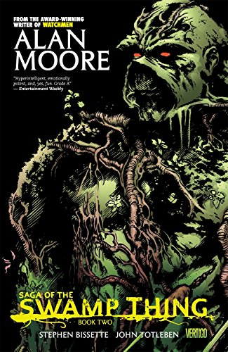 Saga Of The Swamp Thing TP Book 02 by Steve Bissette