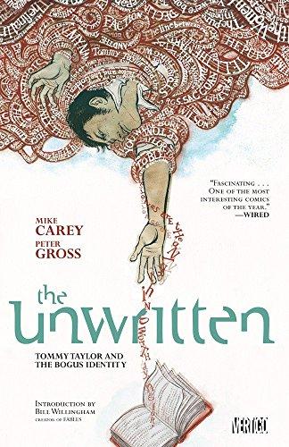 Unwritten Vol. 1 By Mike Carey