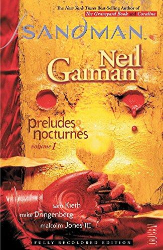 Sandman TP Vol 01 Preludes & Nocturnes New Ed by Neil Gaiman