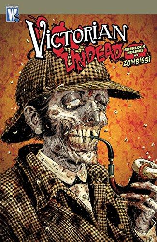 Victorian Undead TP By Ian Edginton