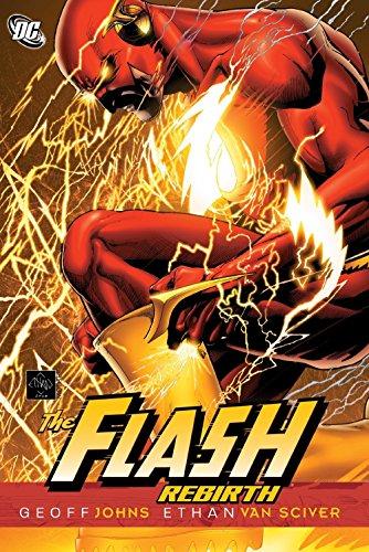 Flash Rebirth TP by Ethan Van Sciver