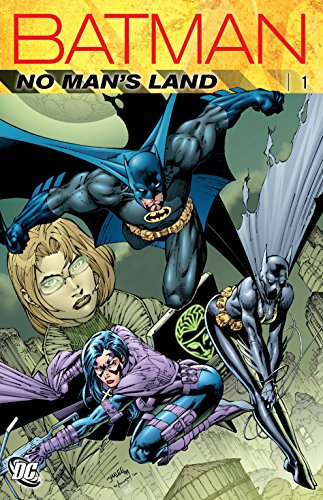 Batman No Man's Land Vol. 1 (New Edition) By Various