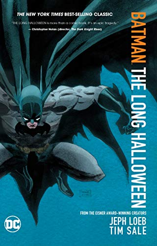 Batman The Long Halloween TP By Jeph Loeb