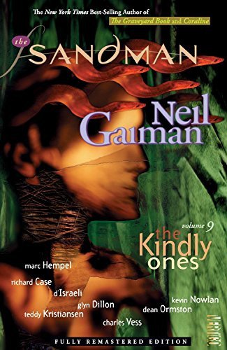Sandman Vol. 9 By Neil Gaiman