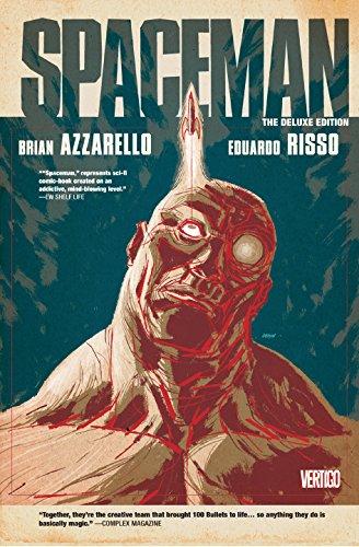 Spaceman Deluxe Edition By Brian Azzarello