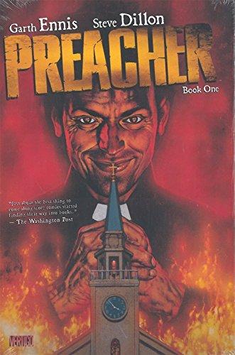 Preacher Book One TP by Garth Ennis