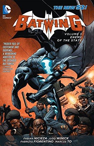 Batwing Vol. 3 By Fabian Nicieza