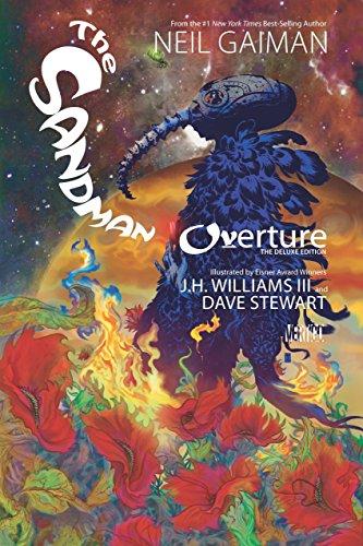 The Sandman: Overture Deluxe Edition HC By Neil Gaiman