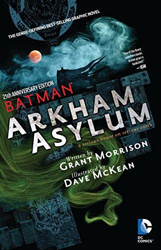 Batman Arkham Asylum 25th Anniversary TP By Grant Morrison