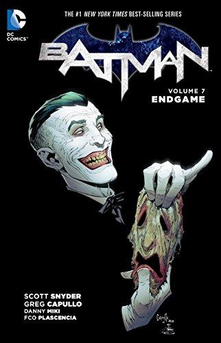 Batman TP Vol 7 Endgame By By (artist) Greg Capullo