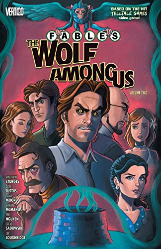 Fables The Wolf Among Us Vol. 2 By MATTHEW STURGES