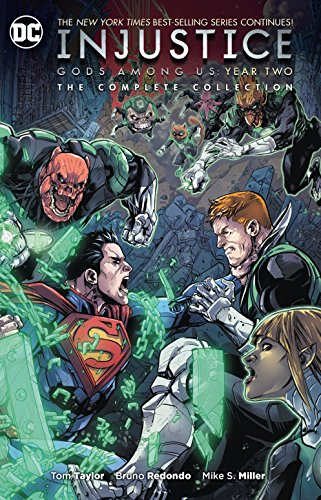 Injustice Year Two The Complete Collection TP By Tom Taylor