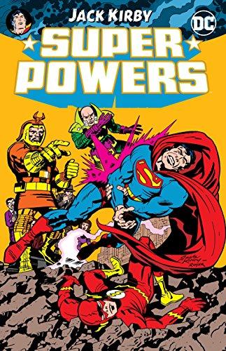 Super Powers by Jack Kirby By Jack Kirby