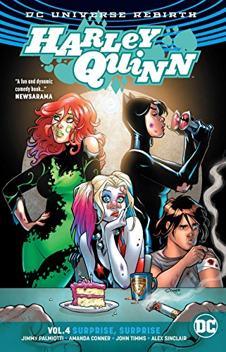 Harley Quinn Volume 4 By Jimmy Palmiotti