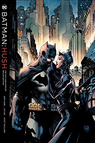 Batman Hush 15th Anniversary Deluxe Edition By Jeph Loeb