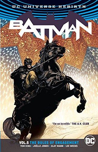 Batman Vol. 5 Rules Of Engagement (Rebirth) By Tom King