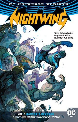 Nightwing Vol. 5. Rebirth By Tim Seeley