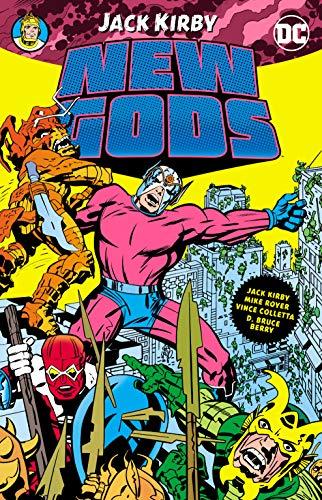 New Gods by Jack Kirby By Jack Kirby