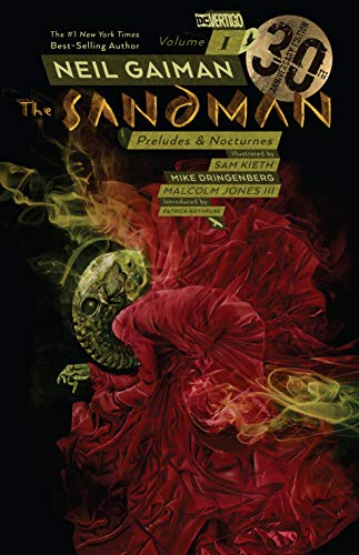 The Sandman Volume 1 By Neil Gaiman