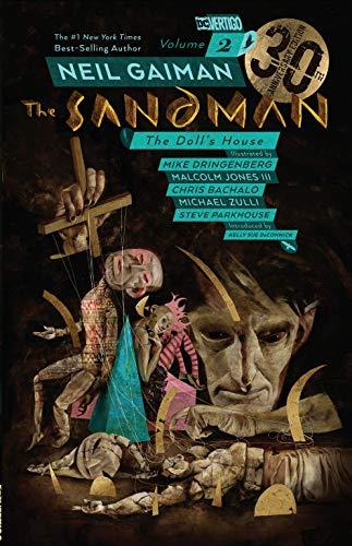 The Sandman Volume 2 By Neil Gaiman