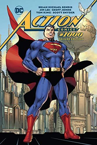 Action Comics #1000 By Brian Michael Bendis