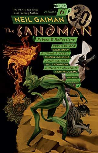 Sandman Volume 6 By Neil Gaiman