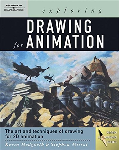 Exploring Drawing for Animation (Design Concepts) By Kevin Hedgpeth