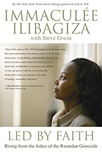 Led By Faith By Immaculee Ilibagiza