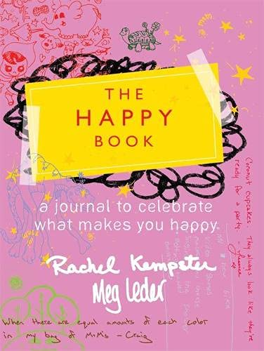 The Happy Book By Rachel Kempster