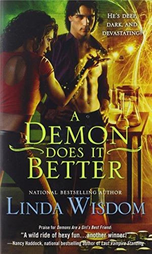 Demon Does It Better By Linda Randall Wisdom