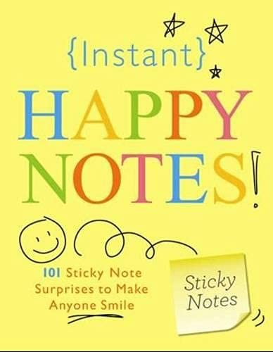 Instant Happy Notes (Sourcebooks) By Created by Sourcebooks Inc