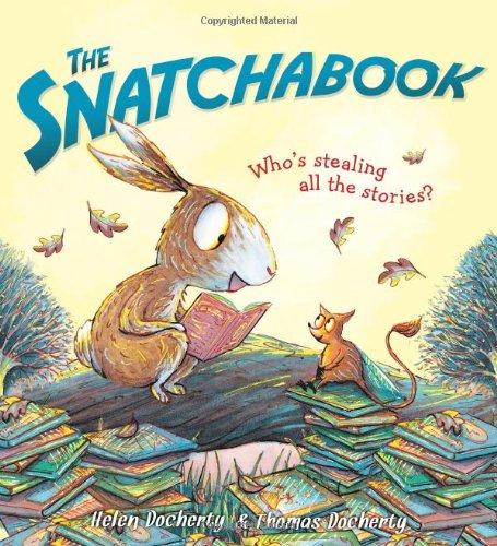 The Snatchabook By Helen Docherty