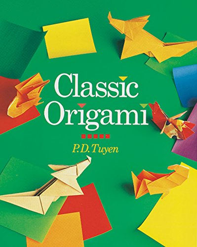 CLASSIC ORIGAMI By P.D. Tuyen