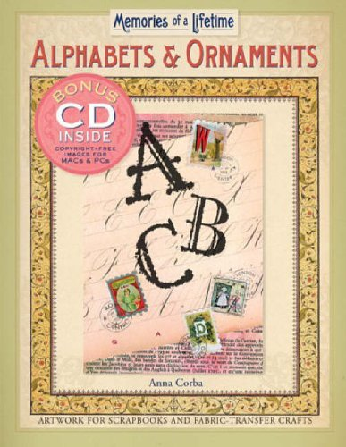 MEMORIES LIFETIME ALPHABETS By Sterling Publishing Company