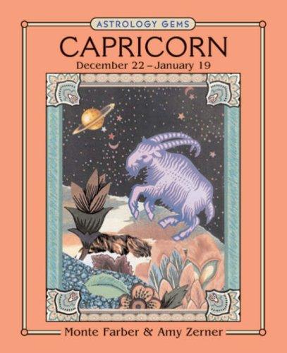 Capricorn By Monte Farber