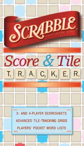 Scrabble Score & Tile Tracker By Sterling Publishing Company