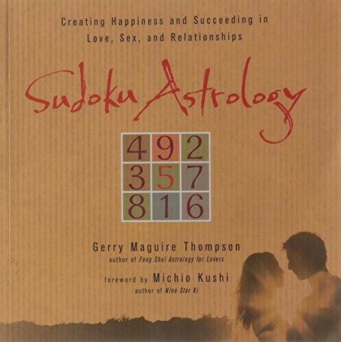 Sudoku Astrology By Gerry Maguire Thompson