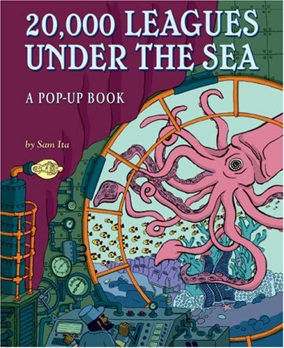 20, 000 Leagues Under the Sea By Jules Verne