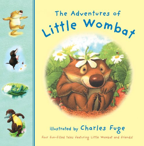 The Adventures of Little Wombat By Vicki Churchill