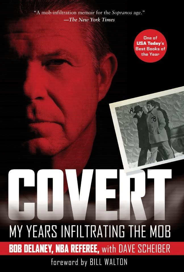Covert By Bob Delaney