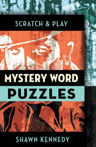 Scratch & Play Mystery Word Puzzles By Shawn Kennedy