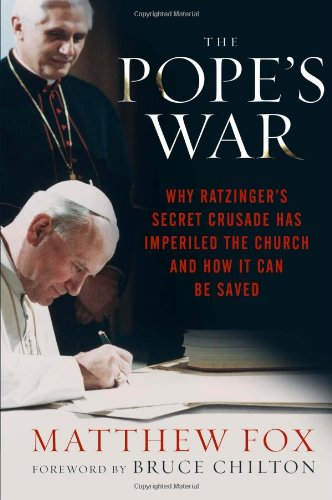 The Pope's War By Matthew Fox